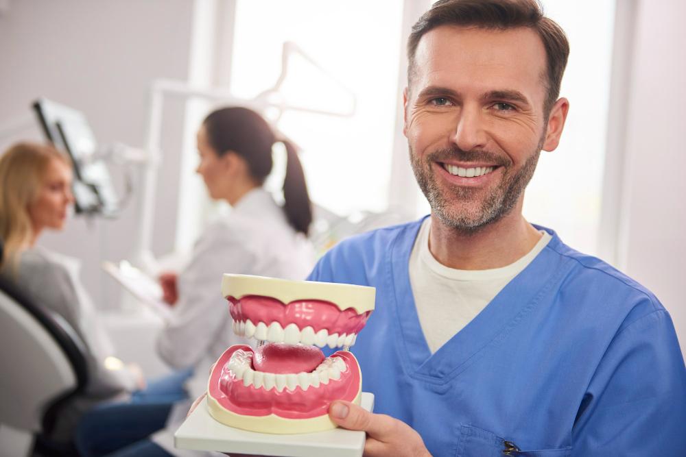 كشف استشاري اسنان